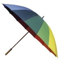 GP-12 Rainbow - deštník golfový manuální