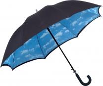 GP-53 Clouds - deštník golfový vystřelovací