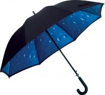 GP-53 Raindrops - deštník golfový vystřelovací