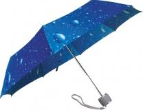 LF-116 Raindrops Mini - deštník skládací manuální