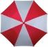 LF-170A Promo Mini - deštník skládací vystřelovací - červená, bílá